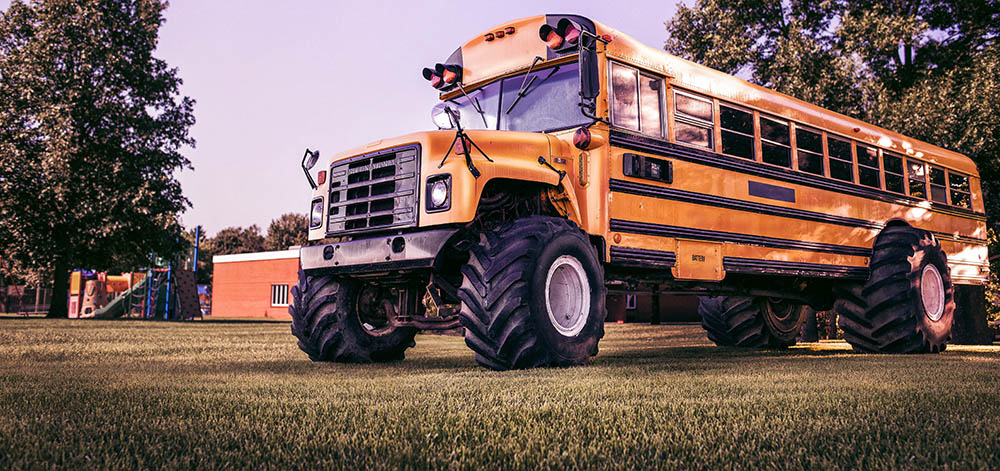 Big School Bus